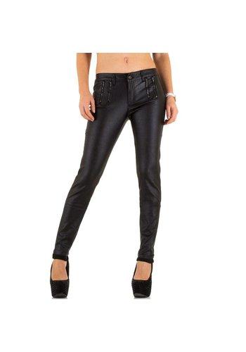 CRAZY LOVER Pantalon pour dames de Grazy Lover - noir