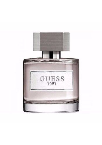 Guess 1981 men eau de toilette 50 ml