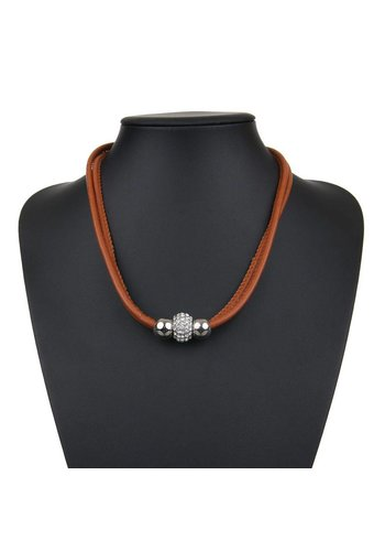Neckermann Damen Halskette - brown