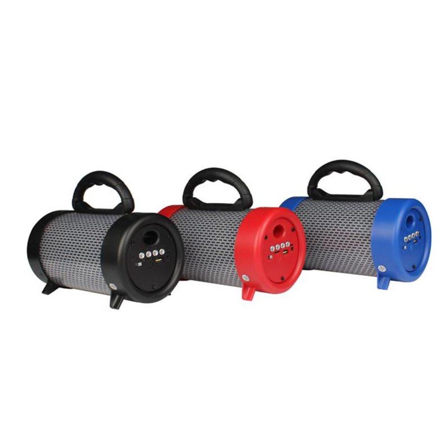 Digitaler Lautsprecher schwarz