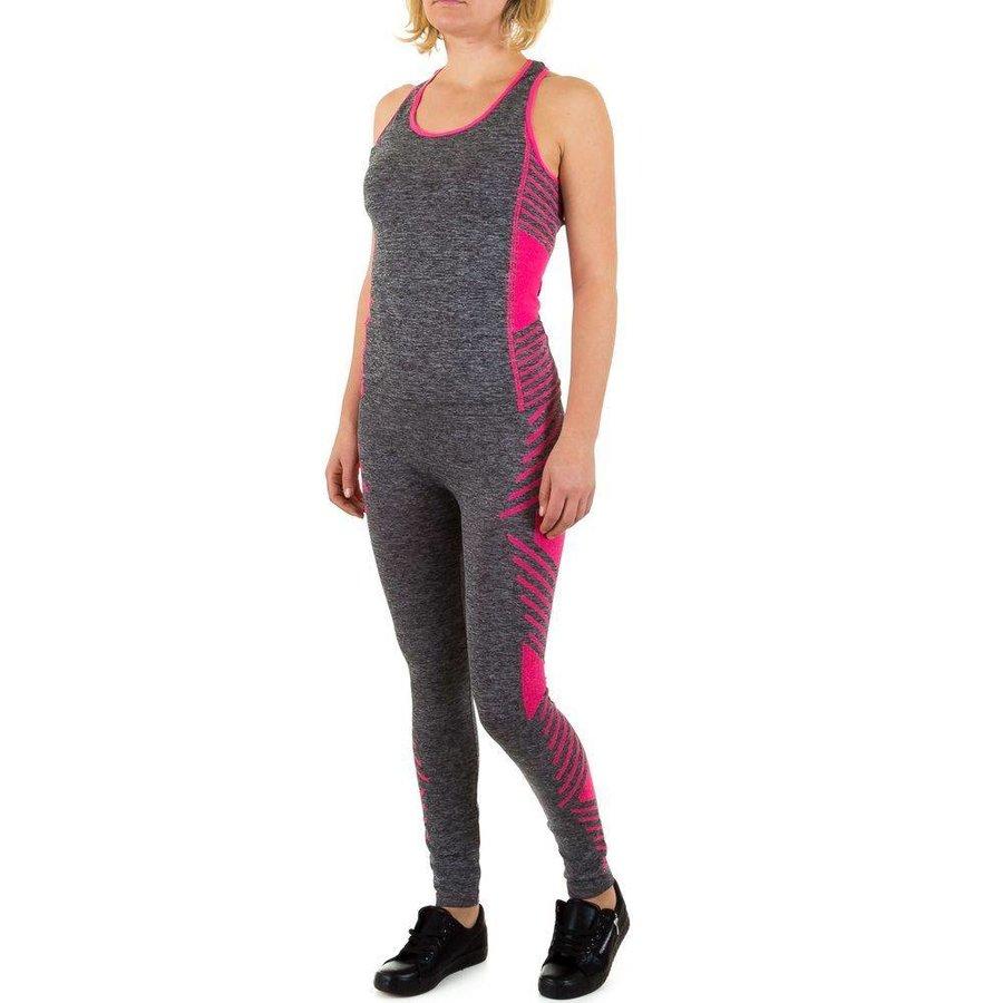 Damen Anzug von Best Fashion - pink