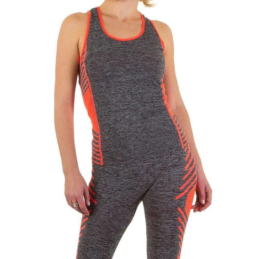 Damen Anzug von Best Fashion - orange