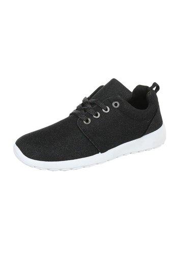 Neckermann Kinder Sneakers zwart