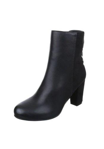 Neckermann Damen Stiefeletten - black