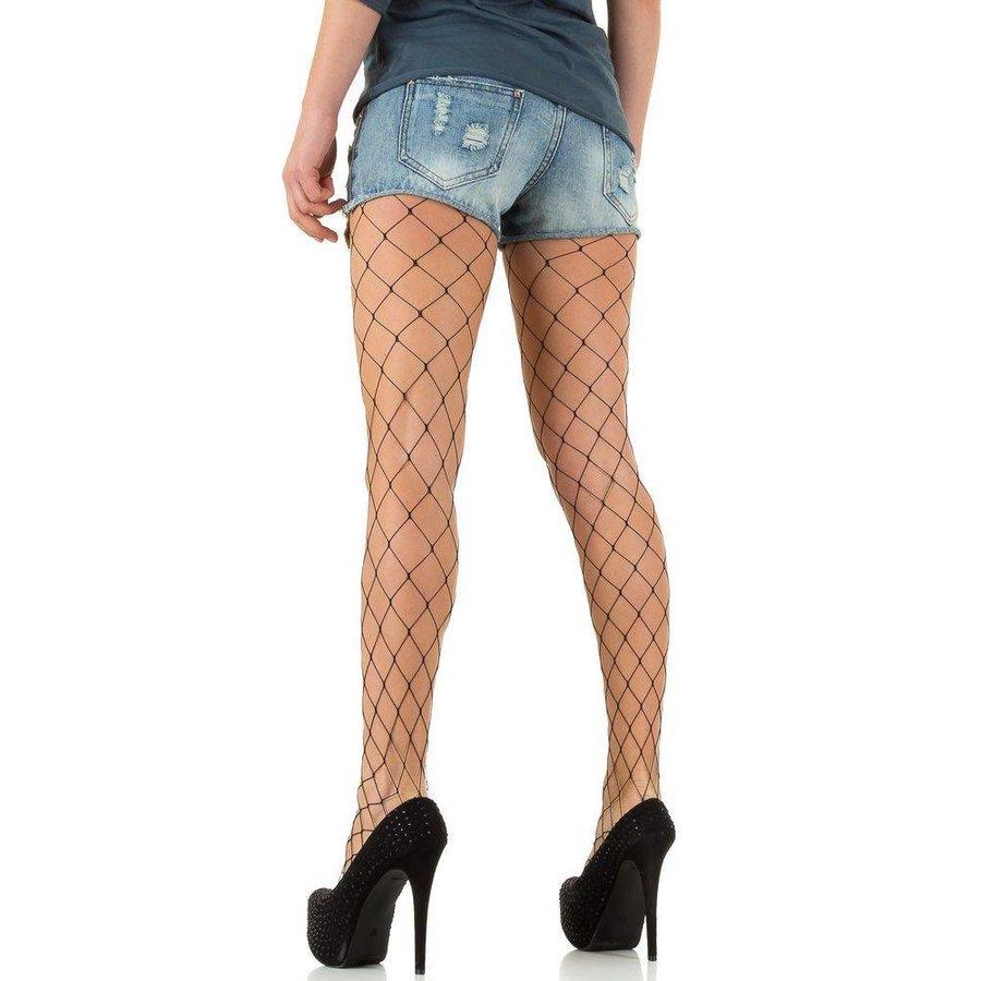 Damen Strumpfhose von Best Fashion Gr. one size - black