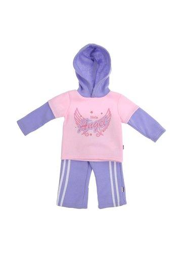 Neckermann Kinder Jogging Pak Roze