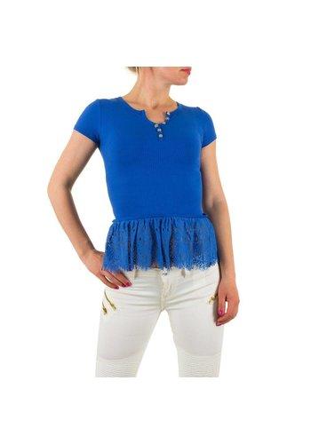 Neckermann Dames Shirt - blauw