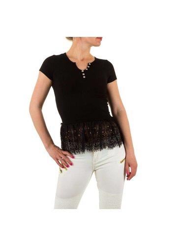 Neckermann Damen Shirt - black