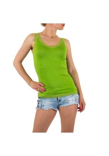 Neckermann DamensTop one size - Groen