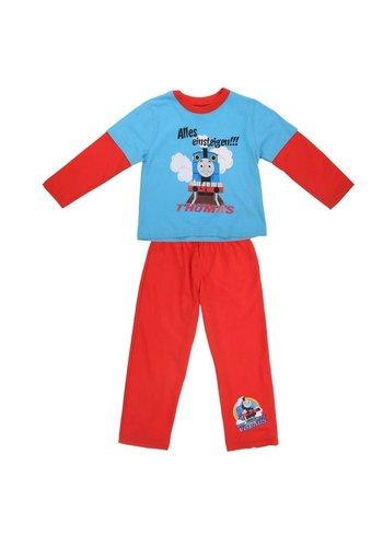 Neckermann Kinder Pyjama Blauw