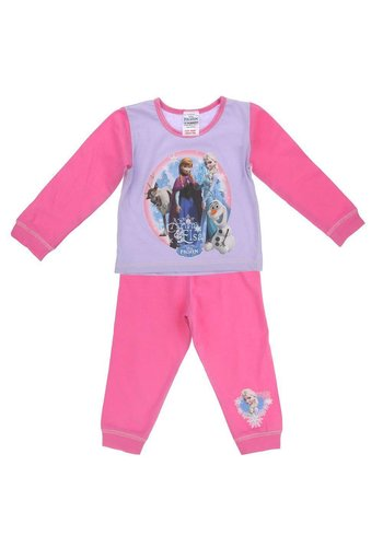 Neckermann Kinder Pyjama Frozen Lila