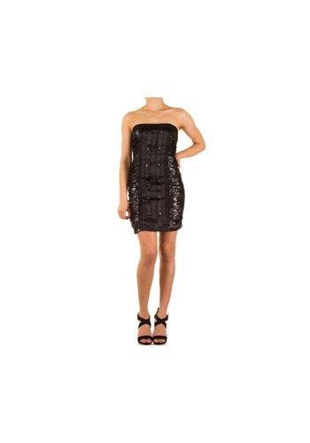 Neckermann Dames jurk -one Size Zilver