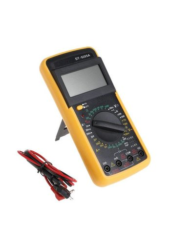 Neckermann Digitale Multimeter - 32 meetbereiken
