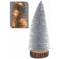 Arbre de Noël avec éclairage
