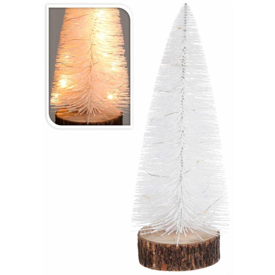 Weihnachtsbaum mit Beleuchtung - Copy