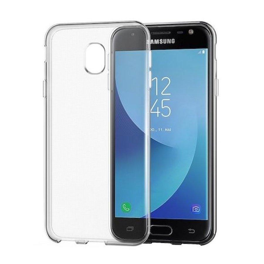 Transparentes Gehäuse Samsung J330