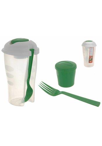 Neckermann Coupe à salade avec fourchette