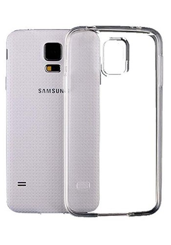 Neckermann Transparant hoesje Samsung S5