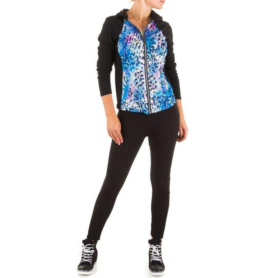 Damen Jacke von Best Fashion - blue