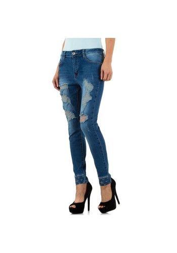 Nove&Nove Damen Jeans von Nove&Nove - blue