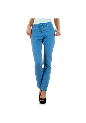 Remixx Dames Jeans van Remixx - Blauw