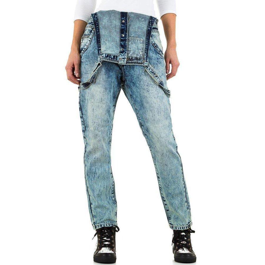 Damen Jeans von Angelica Jeans - blue