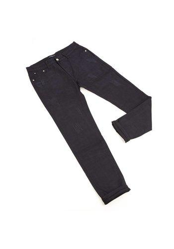 LE LYS Damen Jeans von Le Lys - black