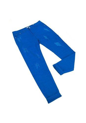 LE LYS Damen Jeans von Le Lys - blue