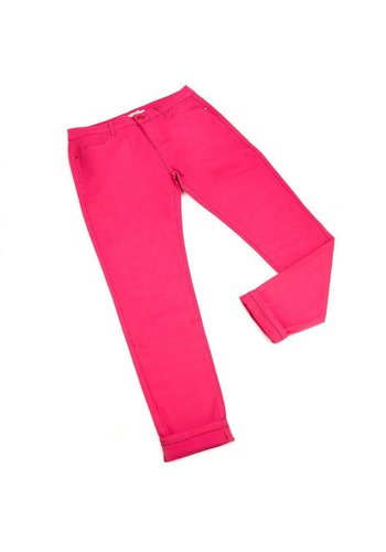LE LYS Damen Jeans von Le Lys - fuchsia
