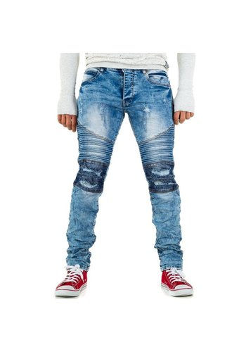 Justing Jeans Herren Jeans von Justing Jeans - L.blue
