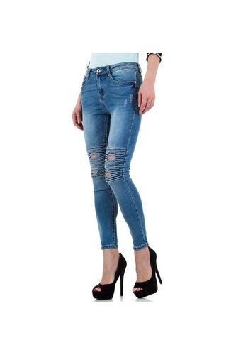 GOLDENIM Damen Jeans von Goldenim - blue