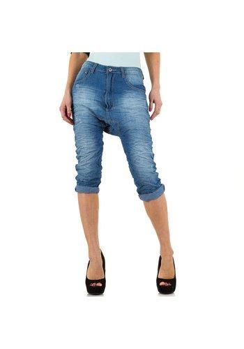 PLACE DU JOUR Damen Jeans von Place Du Jour  - blue