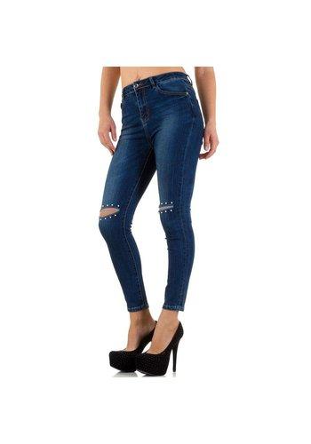 Farfalina Damen Jeans von Farfalina - burg