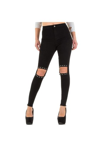 Blue Rags Dames Jeans van Blue Rags - Zwart