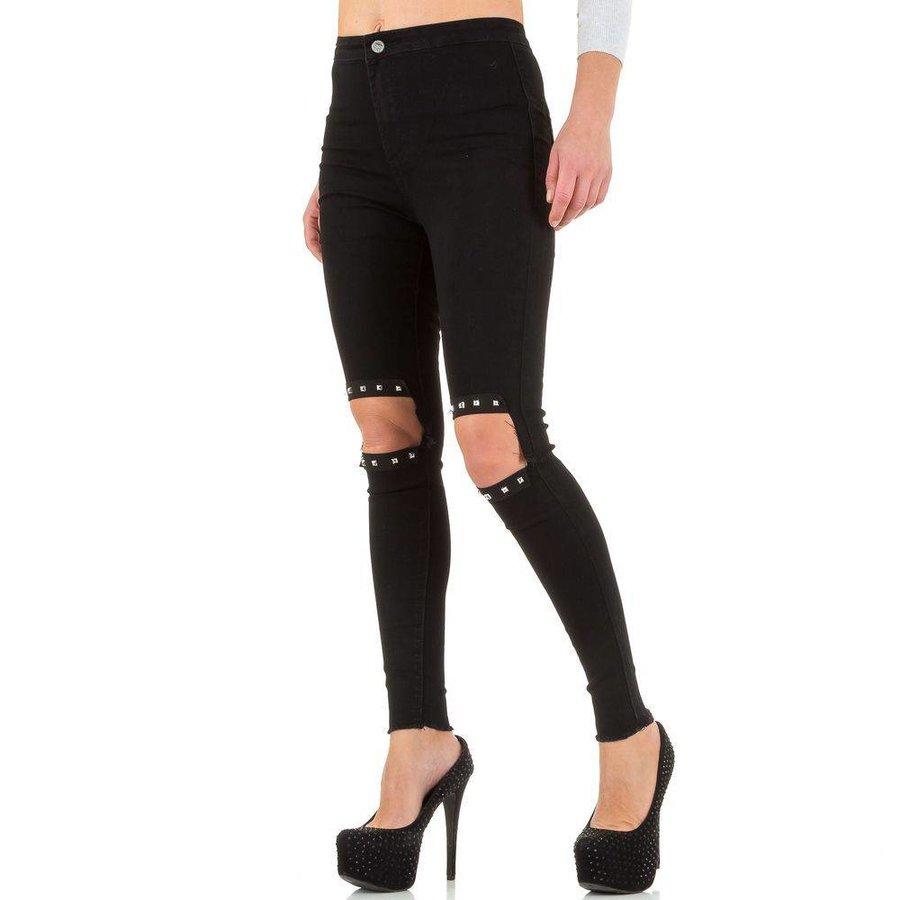Damen Jeans von Blue Rags - black