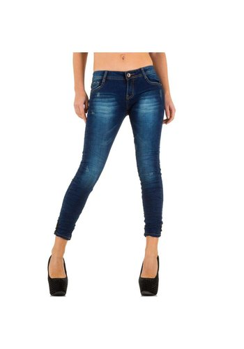 Miss Sister Damen Jeans von Miss Sister - DK.blue