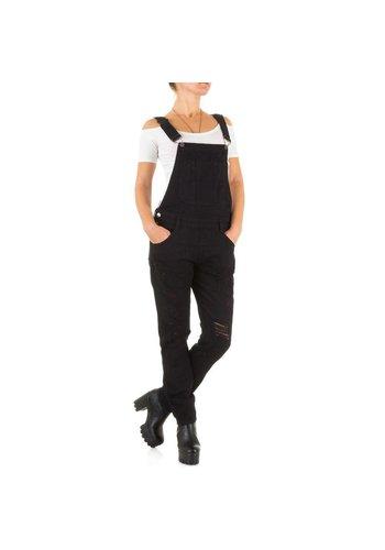 Semaforo denim Dames Jeans van Semaforo Denim - Zwart
