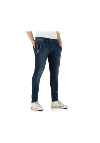 Heren Jeans van Jack Berry - Blauw
