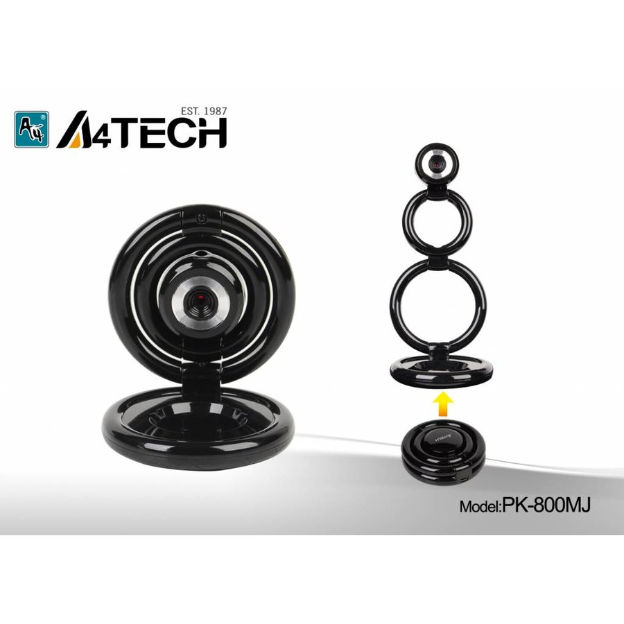 5M pixel USB 2.0 PC Camera with a built-in microphone