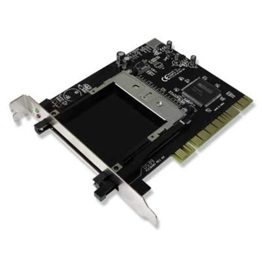 PCI adapter for PCMCIA cards