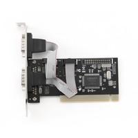 2 High-Speed Serial Ports für jeden PC mit mindestens einem freien PCI Slot