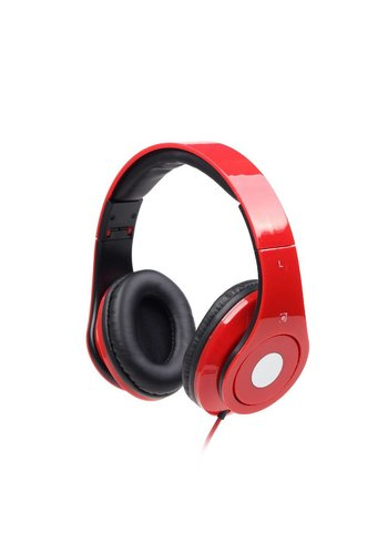 GMB-Audio Headset 'Detroit' rood