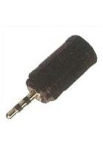 Cablexpert 2.5 mm naar 3.5 mm audio adapterstekker