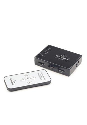 Cablexpert 5-port HDMI-Switch