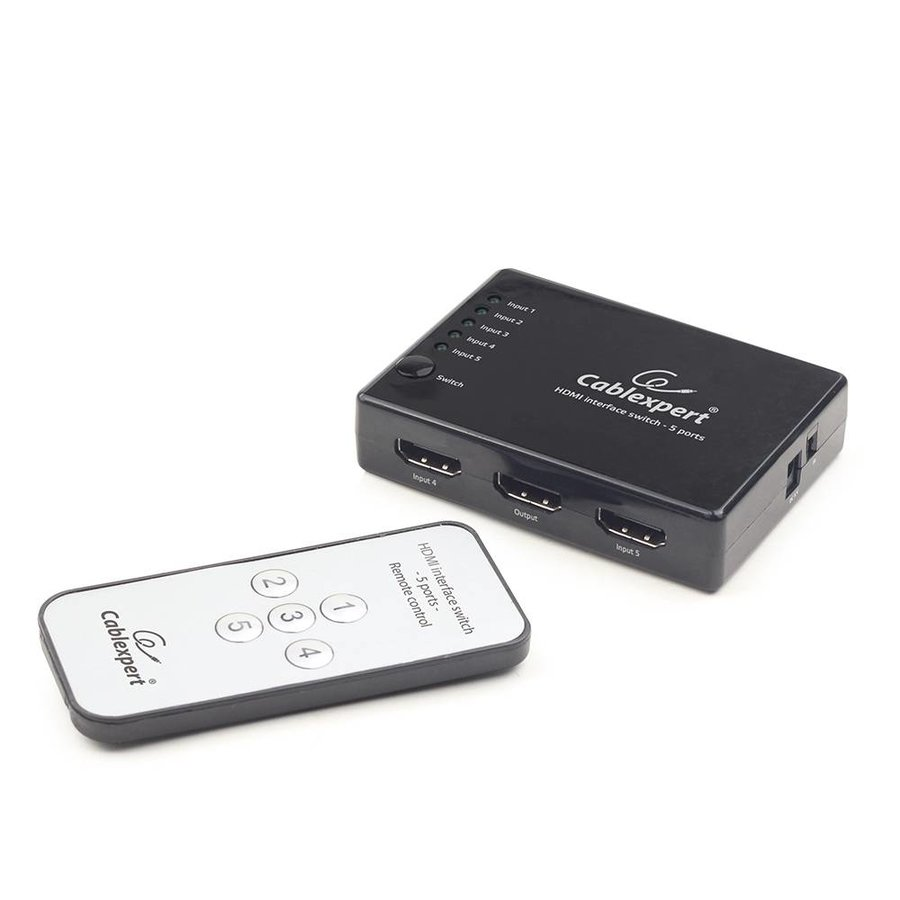 5-port HDMI-Switch