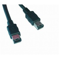 Firewire IEEE 1394 cable 6P/6P 15ft length