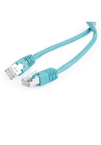 Cablexpert FTP Cat5E patchkabel, 0,5 m, groen