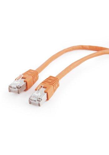 Cablexpert FTP Cat5E patchkabel, 0,5 m, oranje