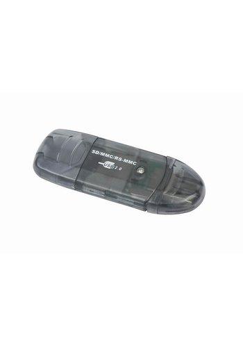 Gembird USB mini kaartlezer/schrijver