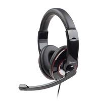 Stereo-Headset, glossy black